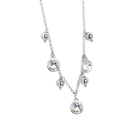 Collana con cristalli Swarovski crystal