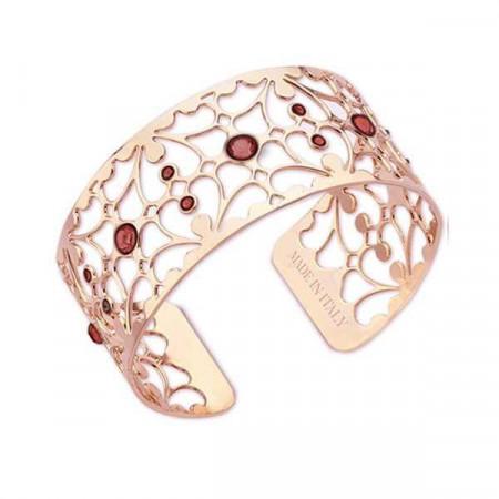 Bracciale in bronzo e cristalli Swarovski copper