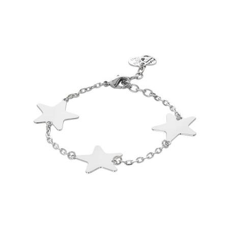 Bracciale diamantato con stelle