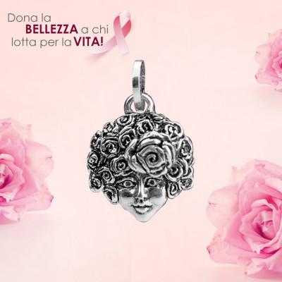 """Charm Vita """"special edition"""" in argento brunito"""