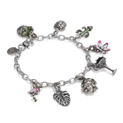 Bracciale componibile tema Fashion