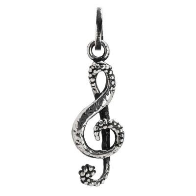 Charm con chiave di violino