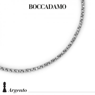 Collana veneziana diamantata