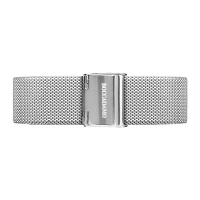 Cinturino in acciaio mesh silver