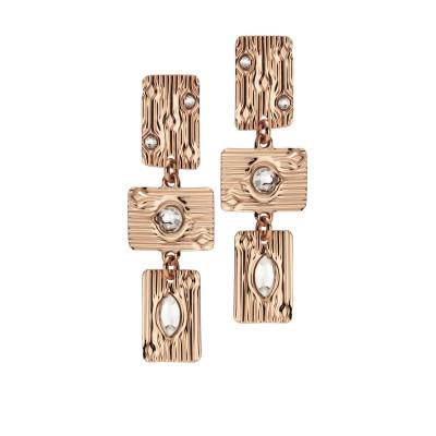 Orecchini pendenti con Swarovski crystal