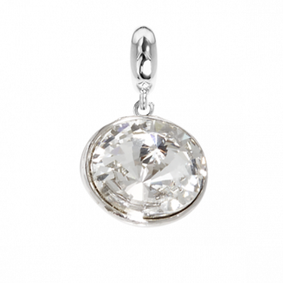 Charm con cristallo Swarovski crystal