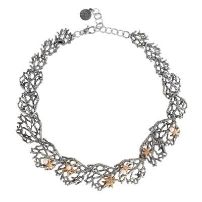 Collana Marina con perle naturali