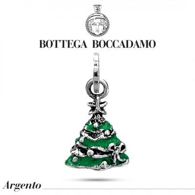 Charm albero di Natale verde