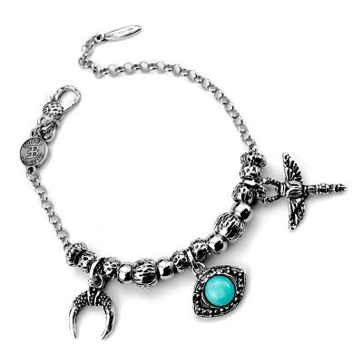Tribal theme modular bracelet