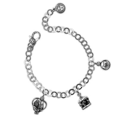 Modular bracelet with baby theme