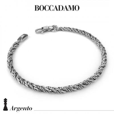 Twisted fox tail bracelet