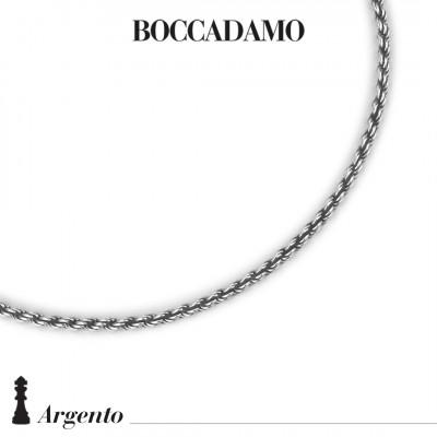 Big rope link necklace