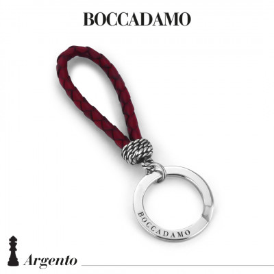 Scooby do red keychain with strings