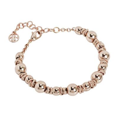 Bracelet with balls rosate
