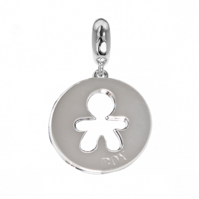 Charm rodiatos with profile perforated baby