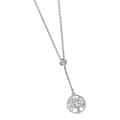 Pendant with tree of life necklace