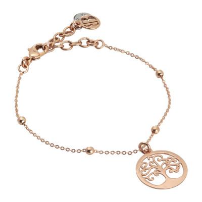 Rosato bracelet with tree of life pendant