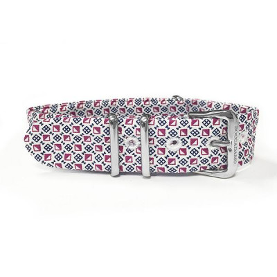 Sartorial strap reason optical red and white
