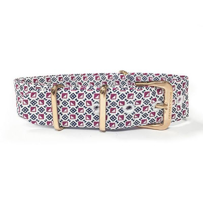 Sartorial strap reason optical and buckle pink
