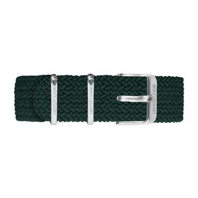 Cinturino in nylon Perlon verde