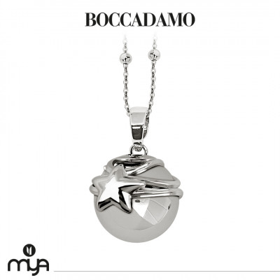 Necklace with sound pendant and cup with star