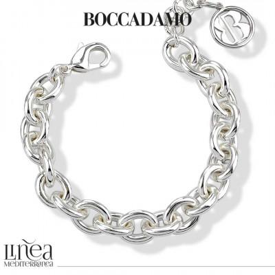 Small silver chain bracelet