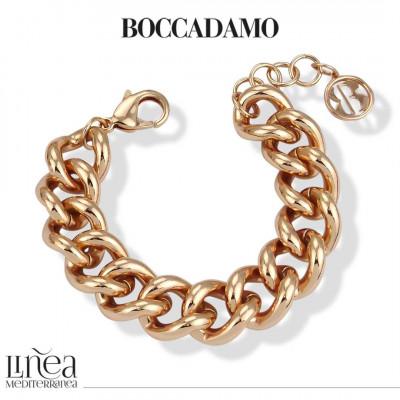 Big Pink Curb Bracelet