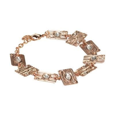 Modular bracelet with Swarovski crystal